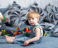 Free Portrait Of The Little Boy Royalty Free Stock Image - 7887586