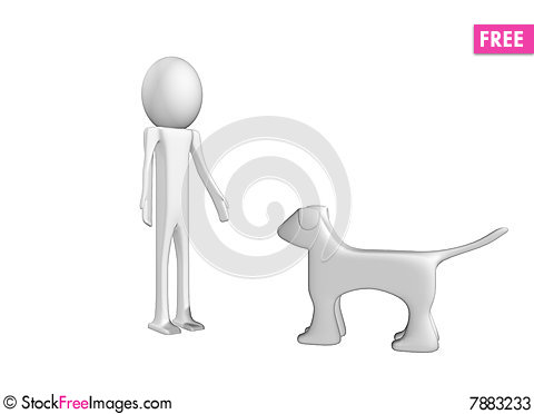 Free To Play With Dog Stock Photos - 7883233