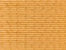 Free Wall Of The House From Logs Royalty Free Stock Photo - 7880355