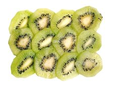 Free Slices Of Kiwifruit Royalty Free Stock Image - 7880736
