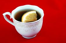 Free A Cup Of Tea Royalty Free Stock Image - 7880766