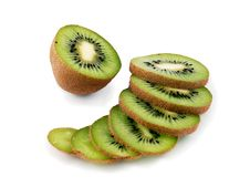 Free Slices Of Kiwifruit Stock Images - 7880814