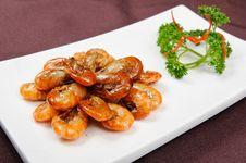 Free Shrimp Stock Photo - 7881430