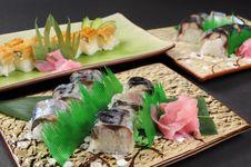 Free Sashimi Royalty Free Stock Photo - 7881695