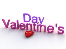 Free Valentine S Day, February 14 Th Stock Photos - 7882253