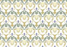 Free Decorative Wallpaper Design Stock Photo - 7883110