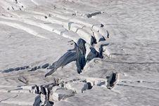 Ice Glacier Stock Photography