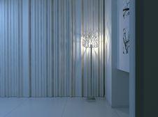 Free Interior. Hanger. Stock Image - 7884211