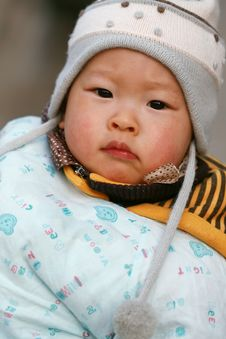 Free Chinese Baby Stock Photos - 7884343