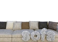 Free Comfortable Sofa. Stock Photos - 7884373