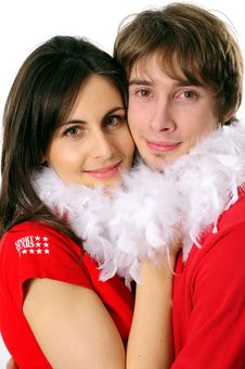 Free Couple In Love Stock Photography - 7884882