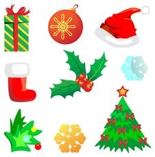 Free Christmas Subjects Stock Photography - 7885262