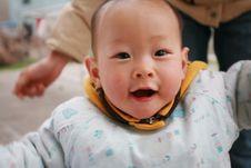 Free Chinese Baby Royalty Free Stock Photo - 7885375