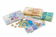 Free Money Kazakhstan Stock Photo - 7885640