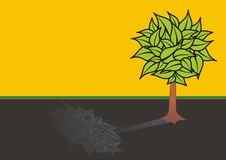 Free Tree Illustration Royalty Free Stock Photo - 7886075