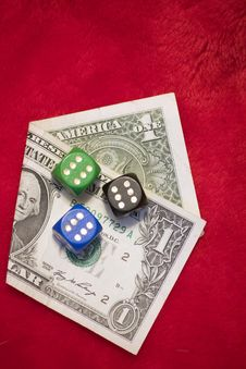 Free Playing Dice Stock Photos - 7886103
