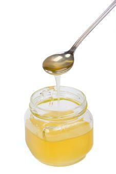 Free Honey Royalty Free Stock Photography - 7886407
