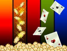 Free Poker Royalty Free Stock Photo - 7886535