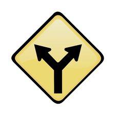Free Warning Sign Royalty Free Stock Image - 7887696