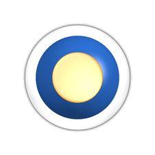 Free Sun Web Button Stock Photos - 7887773