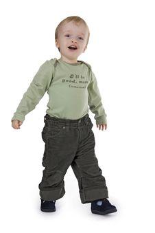 Free Merry Boy Stock Image - 7887941