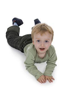Free Happy Child Royalty Free Stock Image - 7888426