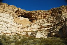 Free Montezuma Castle Royalty Free Stock Image - 7889026