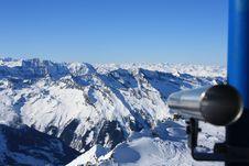 Free Austria. Mountains. The Alpes. Stock Image - 7889561