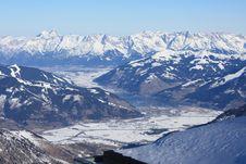 Free Austria. Mountains. The Alpes. Stock Photos - 7889593