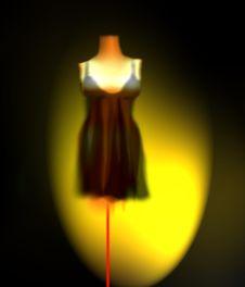 Free See Through Black Dress Stock Photo - 7889950