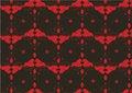 Free Retro Abstract Swirl Pattern Stock Image - 7893181