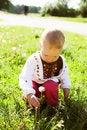 Free Cute Child Stock Image - 7894401