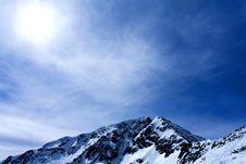 Free Winter Sun Stock Images - 7890274