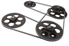 Free Chain Drive Stock Photography - 7890352