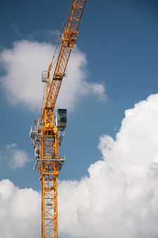 Free The Elevating Crane Stock Images - 7891564