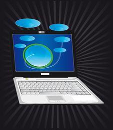 Free Laptop Stock Photos - 7891843