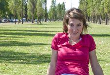 Free Teen Smile Stock Image - 7892271