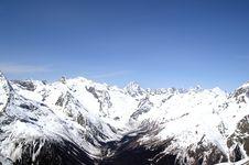 Free Mountains Royalty Free Stock Image - 7892796