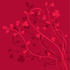 Free Valentine Tree Stock Photo - 7892810