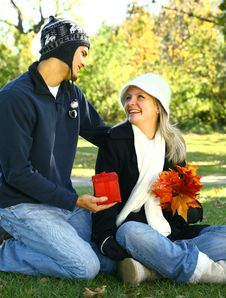 Free Give A Gift Outdoor Stock Photos - 7893583