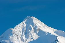 Free Glacier, Winter Mountains. Royalty Free Stock Photo - 7893765