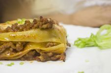 Free Lasagna Royalty Free Stock Photos - 7893928