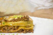 Free Lasagna Royalty Free Stock Photos - 7893938