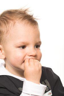 Free Little Boy Royalty Free Stock Photos - 7894098