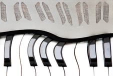 Free Accordion Background Stock Photography - 7894262