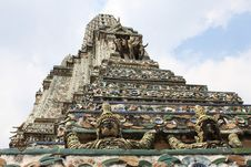 Free Wat Arun (Temple Of Dawn) Royalty Free Stock Images - 7895059