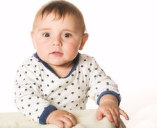 Free Cute Child Stock Photography - 7895082