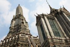 Free Wat Arun, Bangkok Royalty Free Stock Photo - 7895105