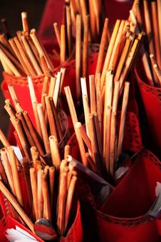 Free Chop Sticks Royalty Free Stock Photography - 7895107