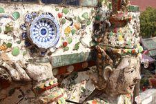Free Temple Of Dawn (Wat Arun) Stock Photo - 7895240